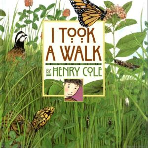 Hiking kids book