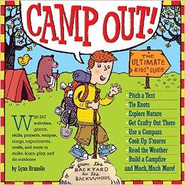 Kids campout