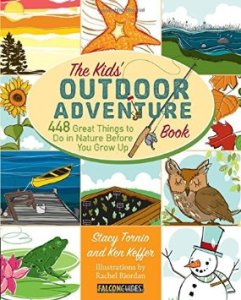 kids outdoor adventure